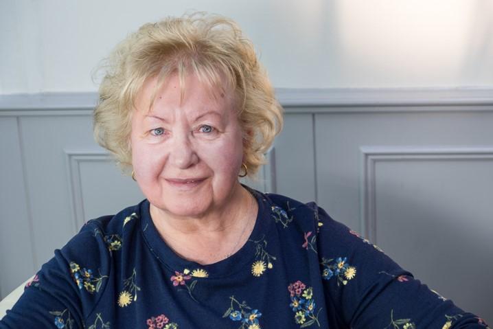 Margaret Warburton
